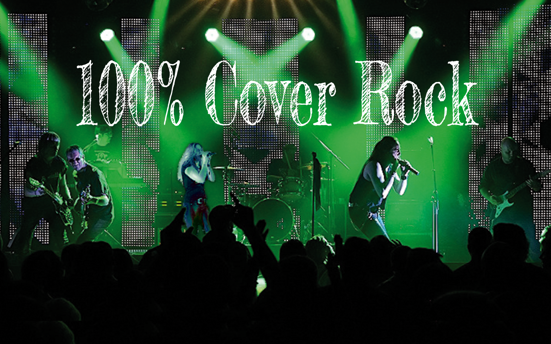 100% Cover Rock